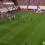 Albacete 1-[2] Almeria - Jorge Cuenca 84'