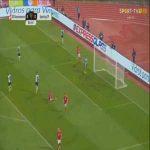 Sacavenense 0-1 Sporting - Nuno Santos 3'