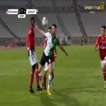Sacavenense 0-3 Sporting - Jovane Cabral penalty 32'