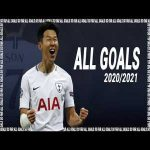 Son Heung-min Tottenham ALL GOALS 2020/2021 (HD 1080p)