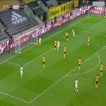 Wolves 0 - [1] Southampton - Theo Walcott 58'