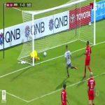 Al Arabi 1-(4) Al Sadd - Rodrigo Tabata free kick goal