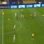 Dortmund 1-0 Club Brugge - Erling Haaland 18'