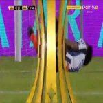 LDU Quito 1-[2] Santos - Marinho penalty 59'