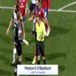 Preston 0-1 Blackburn - Adam Armstrong penalty 45'