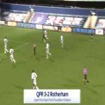 QPR 3-[2] Rotherham - Freddie Ladapo 84'