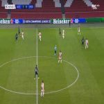 Ajax 3-0 Midtjylland - David Neres 66'
