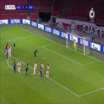 Ajax 3-[1] Midtjylland | A. Mabil 80' Penalty