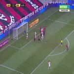 Athletico-PR 1-[1] River Plate - Paulo Díaz 90'