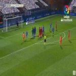 Fuenlabrada 0-1 Ponferradina - Oscar Sielva free-kick 57'