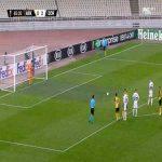 AEK 0-3 Zorya - Vladlen Yurchenko penalty 85'