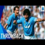 Diego Maradona's Best Serie A Moments | Throwback