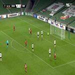 Dundalk 0-2 Rapid Wien - Ercan Kara 37'