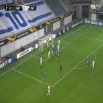 Gent 0-2 Crvena Zvezda - Veljko Nikolic 58'