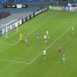 Napoli 2-0 Rijeka - Hirving Lozano 75'