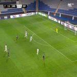 Qarabag 1-0 Sivasspor - Abdellah Zoubir 8'