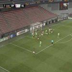 Sparta Praha [1]-1 Celtic - David Hancko 26'