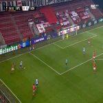 Standard Liège 0-1 Lech - Mikael Ishak 61'