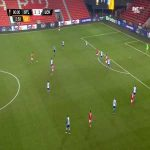 Standard Liège [2]-1 Lech - Konstantinos Laifis 90'+3'