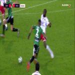 Cercle Brugge [1] - 0 Moeskroen - Musaba 64' (great team goal)