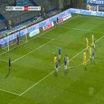 Darmstadt 1-0 Eintracht Braunschweig - Tobias Kempe PK 6'