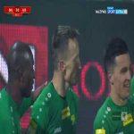 Górnik Łęczna 2-0 ŁKS Łódź - Paweł Wojciechowski 84' (Polish I liga)