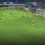 Junior 1-0 Unión La Calera - Edwin Cetré 45'