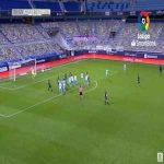 Malaga 0-2 Lugo - Frederico Venancio 40'