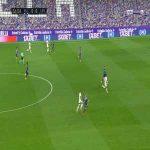 Real Valladolid 1-0 Levante - Marcos Andre 57'