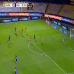 Tigres 0-1 Cruz Azul - Juan Escobar 30'