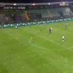 Tondela 0-2 Vitoria Guimaraes - Bruno Duarte 63'