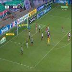 Bahia 0-2 São Paulo - Robert Arboleda 66'