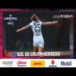 [Liga MX Femenil] Pumas [1] - 1 Monterrey - Laura Herrera 89'