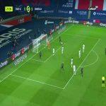 PSG [2] - 1 Bordeaux - Moise Kean 28'
