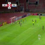 Bangkok United 0-(1) Police Tero - Kanokpon Puspakom goal