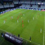 Celta Vigo [3]-1 Granada - Francisco Beltran 85'