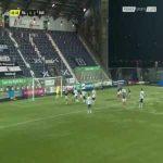 Falkirk 0-3 Rangers - Borna Barišić free-kick 41'