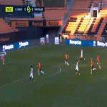 Lorient 0-1 Montpellier - Petar Skuletic 79'