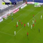 Lyon 3-0 Reims - Moussa Dembele 66'