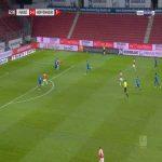 Mainz 1-0 Hoffenheim - Robin Quaison 33'
