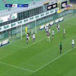 Milan 1-0 Fiorentina - Alessio Romagnoli 17'