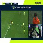 Nice [1]-3 Dijon - Amine Gouiri penalty 79'
