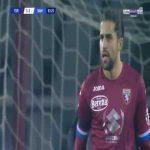 Torino 1-[1] Sampdoria - Antonio Candreva 54'