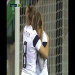 Scotland Women 0-[1] Finland Women - Amanda Rantanen 90+5' (great goal)