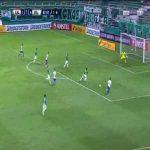 Deportivo Cali 1-[5] Velez Sarsfield [1-7 on agg.] - Cristian Tarragona 89'