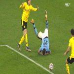 Dortmund 1-[1] Lazio - Ciro Immobile penalty 66'