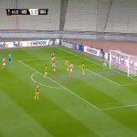 AEK 1-[3] Braga - Ricardo Horta 45'
