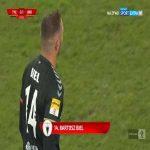 GKS Tychy [2]-1 Widzew Łódź - Bartosz Biel 63' (Polish I liga)