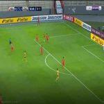 Huancayo 0-2 Coquimbo [0-2 on agg.] - Lautaro Palacios 81'