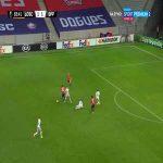 Lille [2]-1 Sparta Praha - Burak Yılmaz 84'